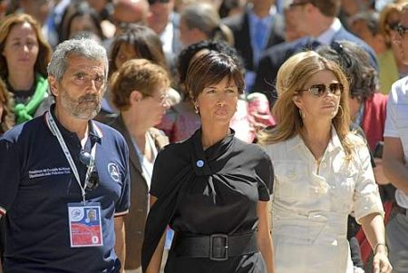 first ladies terremoto